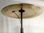 Pickup on cymbal