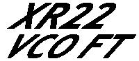 XR22VCO-Logo
