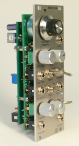 Noise VCA - Side View Left II