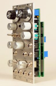 XR22 VCO FT side view right