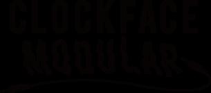 Clockface Modular logo