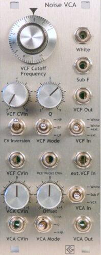Noise VCA