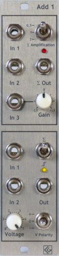 Synthesizer module Add1